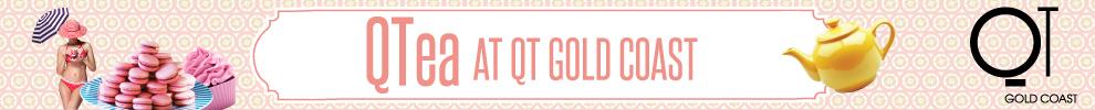 QT Hotel High Tea